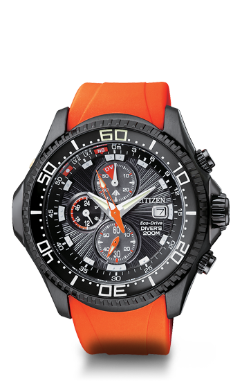 PROMASTER DEPTH METER CHRONOGRAPH (Metric) | BJ2119-06E