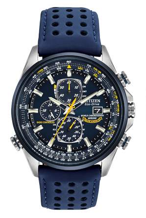 Blue Angels World Chronograph A-T | AT8020-03L