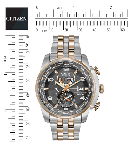 citizen at9016 56h instructions