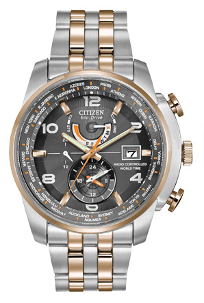 World Time A-T | AT9016-56H