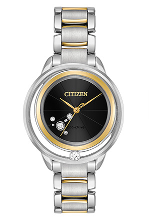 Citizen L Sunrise Solitare | EW5524-59E